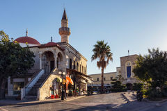 Ottoman mosque Kos Greece Royalty Free Stock Images