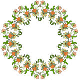 Ottoman motifs design series eighty one Royalty Free Stock Photos