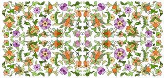 Ottoman motifs design series seventy six Stock Photo
