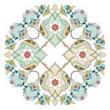 Ottoman motifs one. Ornament and design Ottoman decorative arts Stock Photos