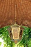 Ottoman old lamp Royalty Free Stock Photos