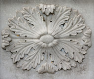The Ottoman ornament on stone Royalty Free Stock Images