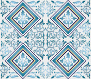 Ottoman  pattern. Seamless pattern of traditional work patterns of oriental ottoman Royalty Free Stock Image