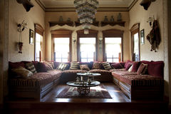 Ottoman Room. Old Fashioned Antique Ottoman Room Royalty Free Stock Photo