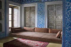 Ottoman room Royalty Free Stock Images