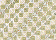 Ottoman seamless pattern Royalty Free Stock Images