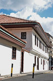Ottoman style building Stock Image