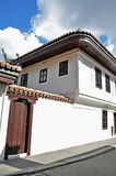 Ottoman style building Stock Images