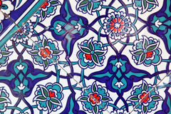Ottoman Style Ceramic Stock Images