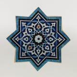 Ottoman tile Royalty Free Stock Photos
