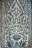 Ottoman Tiles Royalty Free Stock Photography