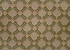 Ottoman Tiles detail in Istanbul Turkey Stock Photos