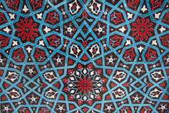 Ottoman tiles Stock Images