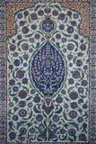 Ottoman tiles Stock Photos