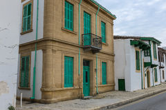 Ottoman Townhouses, Nicosia, Cyprus Stock Photography