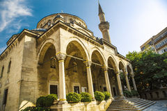 Ottoman turkish mosque Stock Images