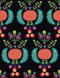 Ottoman turkish pattern royalty free illustration