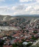 Ottomanearchitectuur/Beypazari Royalty-vrije Stock Foto