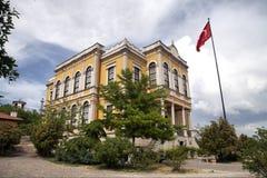 Ottomanearchitectuur/het Museumhuis van Safranbolu Kaymakamlar Stock Afbeelding