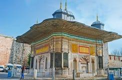 Ottomangarneringarna Arkivbilder