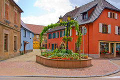 Ottrott Village Stock Photography