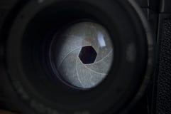 Otturatore Fotografia Stock