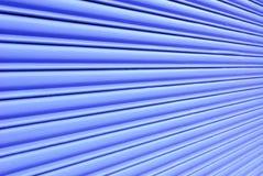 Otturatore blu Fotografie Stock Libere da Diritti