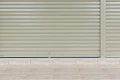 Otturatore d'acciaio di alluminio del rullo del metallo Immagine Stock