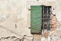 Otturatore della finestra Immagini Stock Libere da Diritti