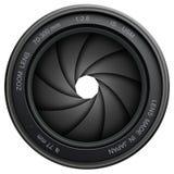 Otturatore di macchina fotografica Fotografia Stock