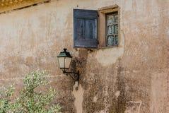 Otturatore e lanterna fotografie stock libere da diritti
