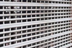 Otturatori, griglie & porte di sicurezza La sicurezza shutters gli otturatori del rullo di DIY, barriere di sicurezza, sicurezza  fotografia stock libera da diritti