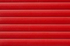 Otturatori rossi Fotografie Stock Libere da Diritti