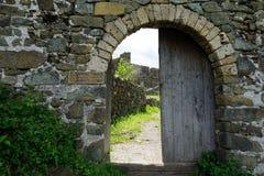 otwórz drzwi Zdjęcie Stock