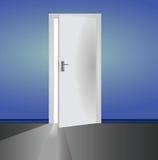 otwórz drzwi Obrazy Stock