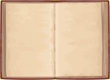 otwórz stara książka ilustracji