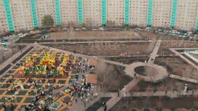 Otwarcie boisko w mieście zbiory
