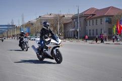 Otwarcie motocyklu sezon Obraz Stock