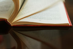 otwarta książka Zdjęcie Royalty Free