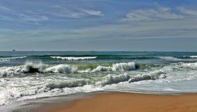 Otwarte morza Zdjęcia Royalty Free