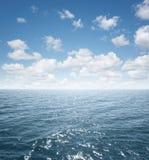Otwarte morze Zdjęcia Stock