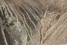 otwartej jamy kopalnia Kennecott, kopalni operacja, groszaka, złocistej i srebnej, zdjęcia stock