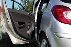 otwarty drzwi pojazd Zdjęcie Stock