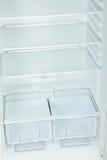 Otwarty fridge Zdjęcia Stock
