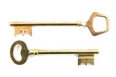 otwarty klucza dobro Obrazy Stock