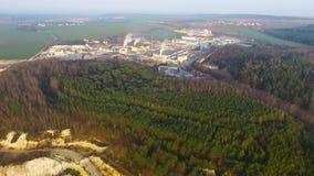 Otwarty - lana kopalnia i fabryka zbiory
