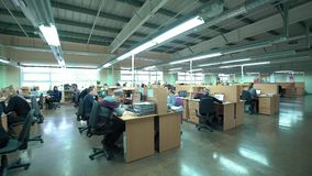 Otwiera Biznesowego biuro Z Ruchliwie członel personelu wysoki zbiory
