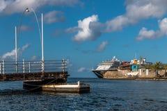 Otwiera Emma pontoonbridge Zdjęcia Royalty Free