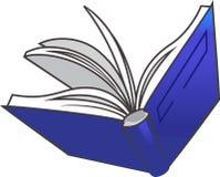Otwiera książkę Fotografia Royalty Free