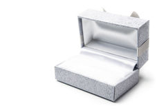 Otwiera prezenta pudełko Obraz Royalty Free